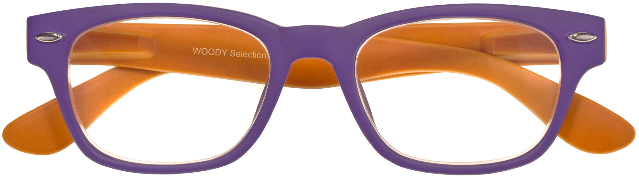 Woody Selection Purple-orange Readers by I Need You Readers