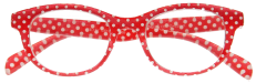Red Betty Frame from I need You Readers