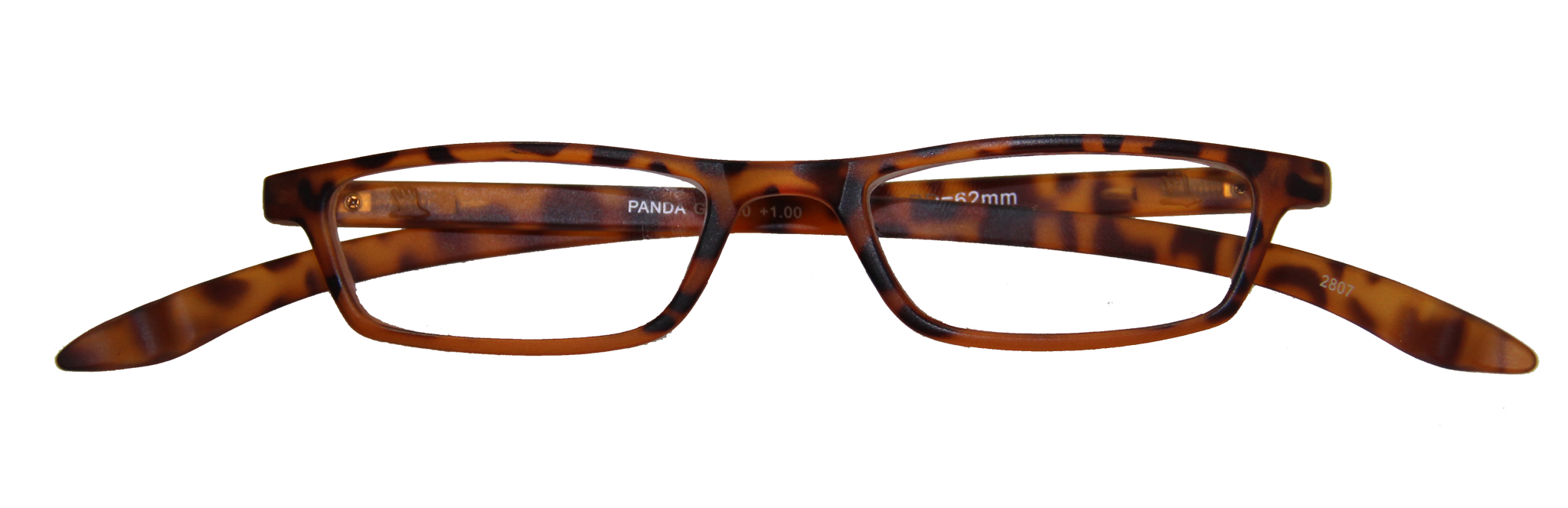 Tortoise Shell Panda readers from I Need You