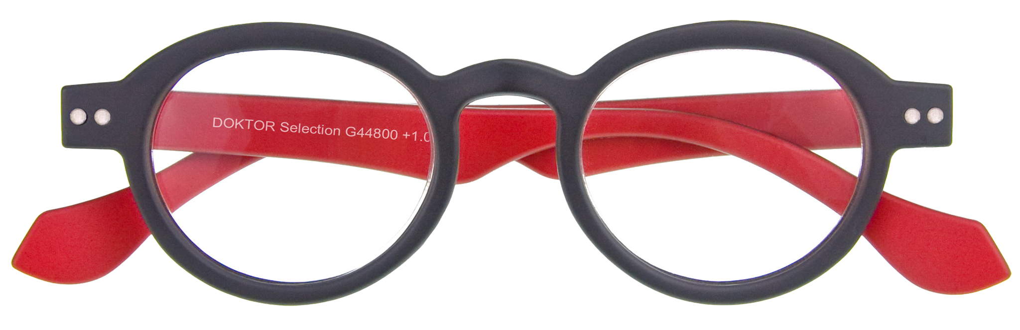 Black-Red Doktor Selection Style readers from I Need You