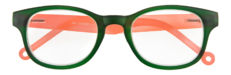 Green-Orange Rio Style readers from I Need You