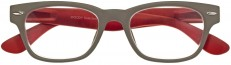Woody Selection Red Grey Readers by I Need You Readers