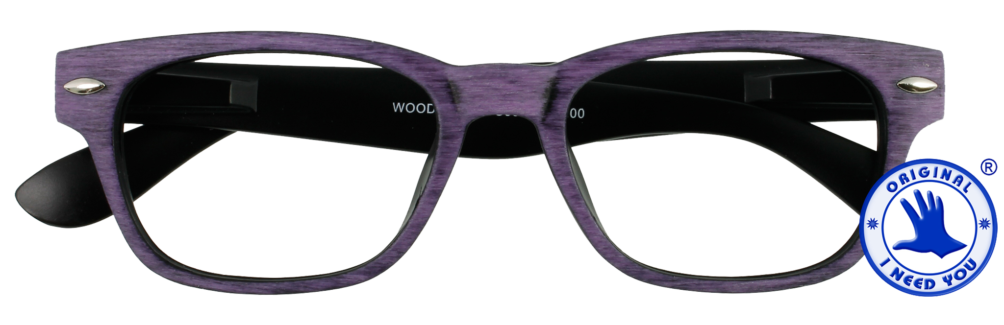 Woody Wood Lilac Readers by I Need You Readers