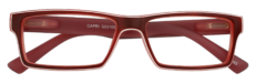Capri Red G53100 I NEED YOU Readers